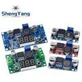 ShengYang 1 шт. LM2596 LM2596S, Регулируемый понижающий блок питания, модуль, новый, высокое качество
