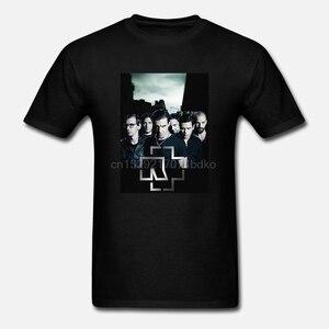 Ramstein World Tour 2019 Size S - 2XL Black T-shirt(3)(China)