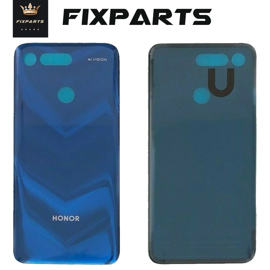 Original Housing Huawei Honor 20 Back Battery Cover Door Rear Glass Housing Case Huawei V20 VIEW 20 Battery Cover Phone Parts