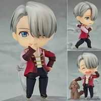 10cm YURI auf EIS Neue 741# Victor Nikiforov Anime Cartoon Action Figure PVC spielzeug Sammlung figuren für freunde geschenke