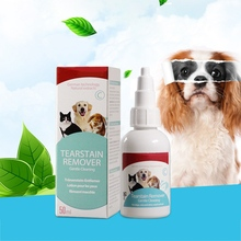 Eye-Stain-Remover Cat-Tears-Stain for White Fur Dog And Removing-Treatment Pet-Only 50ml