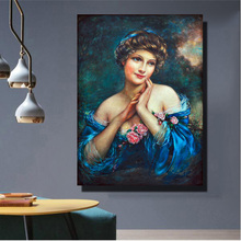60x80cm Big Size Lady Canvas Art Paintings Reproductions On The Wall By Leonardo Da Vinci Famous Canvas Wall Art Home Decor leonardo da vinci thoughts on art and life