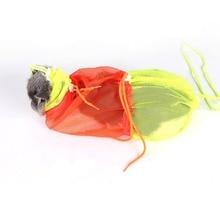 Стирка уход за кошкой стрижка ногтей Купание регулируемые моющие сумки Mascotas удерживающая сумка без укуса царапин Встроенная сетка