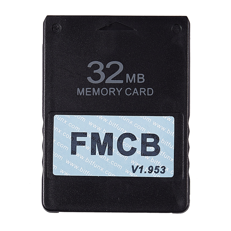 Hot 3C-FMCB Free McBoot Card V1.953 For Sony PS2 Playstation2 Memory Card OPL MC Boot