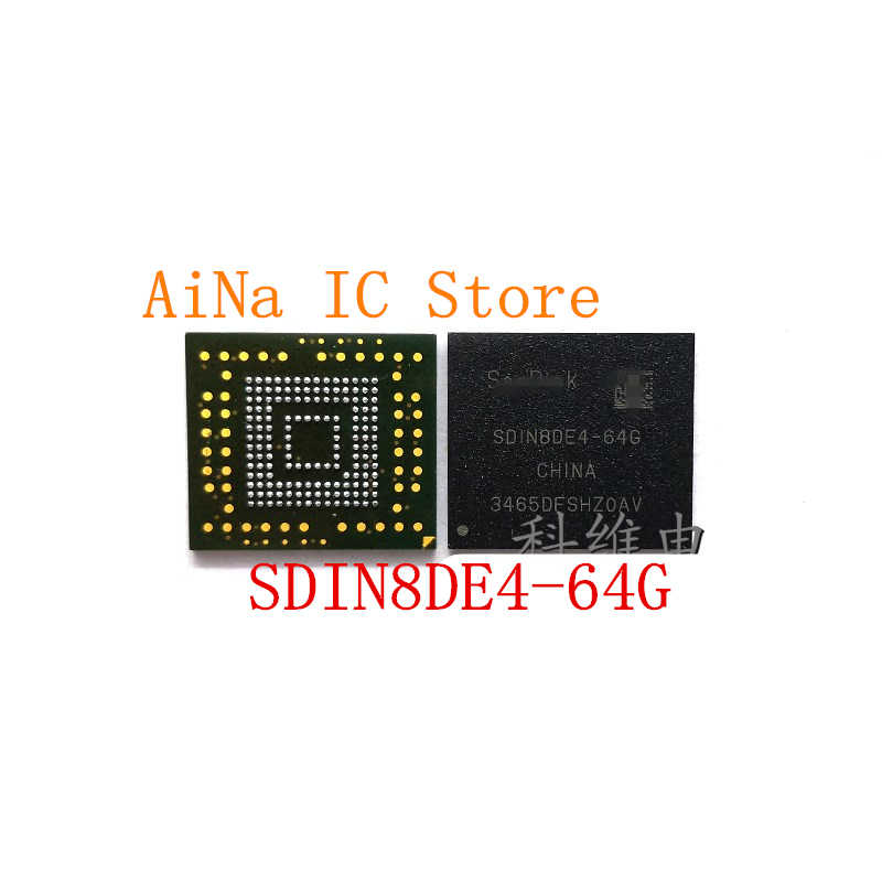 64GB eMMC  BGA  IC  Chip 1pcs*  Brand New  SANDISK  SDIN5C4-64G