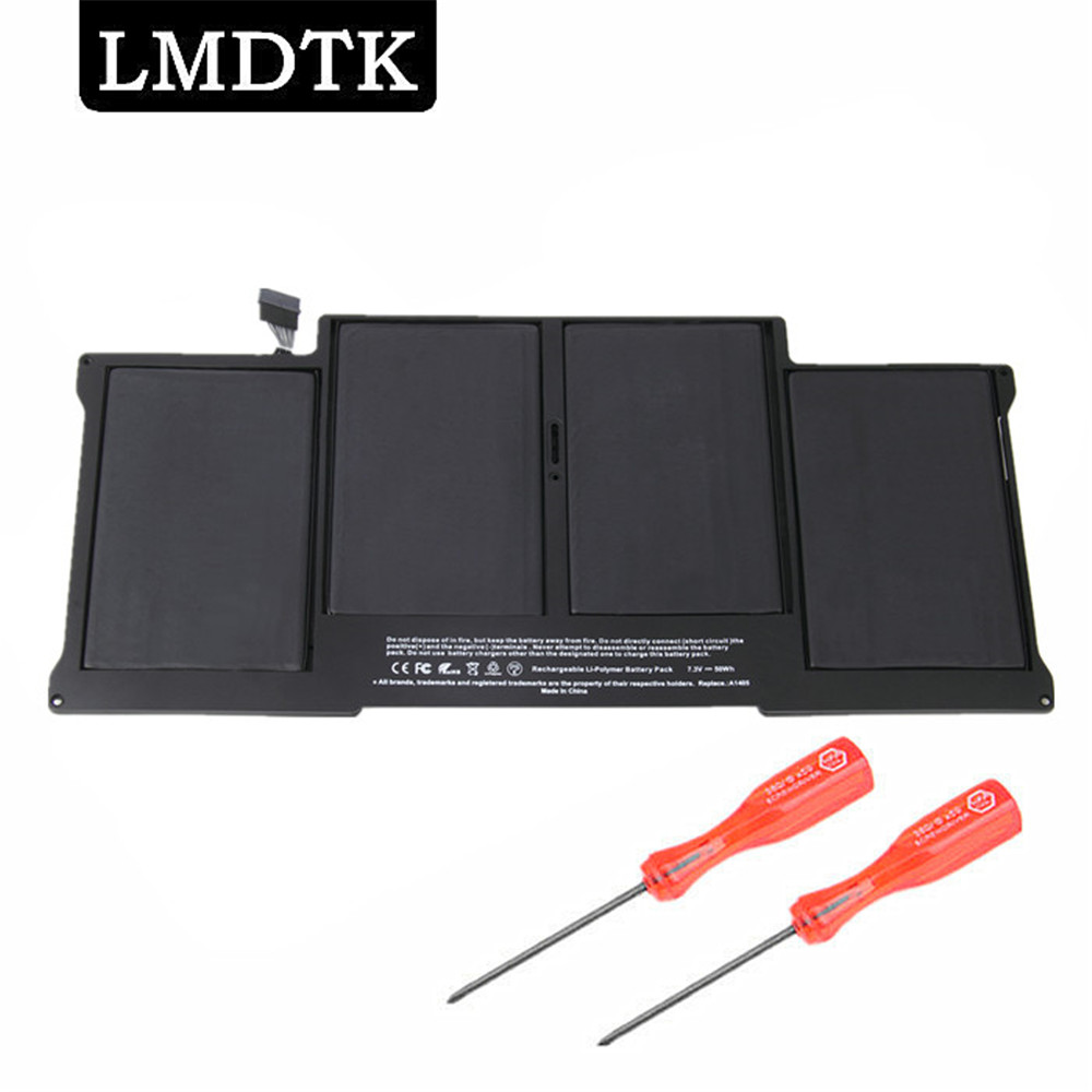 "LMDTK New Laptop Battery For Apple MacBook Air 13"" A1466 2012 Year A1369 2011 2012 2013 2014 Production Replace A1405 A1496"