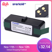 Sparkole Li-Ion-Battery Irobot Roomba 760 780 800-Series for 500-600-700/800-series/510/..