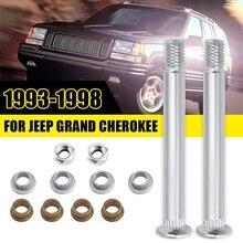Набор для ремонта дверных петель, втулка для дверных петель для Jeep Grand Cherokee