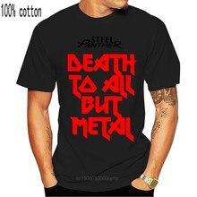 T-shirt noir pour homme, avec Steel Panther Rock, Metal Death, S-3XL