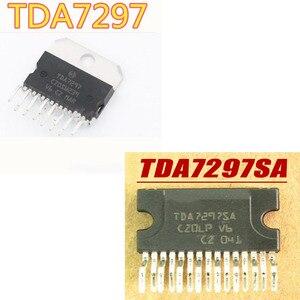 1PCS TDA7297 ZIP-15 TDA7297SA 15W + 15W 12V