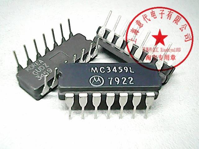 5pcs MC3459L  PDIP-14