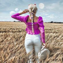 Melody High Waisted Stretch Leather Pants White Classic Yoga Pants Eco Friendly PU Pants Thick Compression Warm for Winter