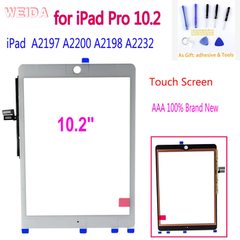 New For 2019 10.2 Apple iPad Pro Touch Screen Digitizer Sensor for 7 7th Generation A2197 A2200 A2198 A2232
