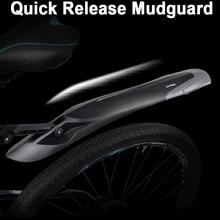 Mudguard-Set Bike Mtb-Fender TPE Mountain-Bike Quick-Release Patent-Design RBRL 26 29