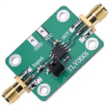 цена на TLV3501 Single Channel High Speed Comparator Frequency Meter Front Shaping Module DC 2.7-5V Frequency Counter SMA