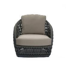 Freeshipping leżak na zewnątrz sofa rattanowa leżąca łóżko balkon willa na zewnątrz PU rattanowe krzesła tanie tanio Z tworzywa sztucznego Szezlong krzesło plażowe meble zewnętrzne Nowoczesne