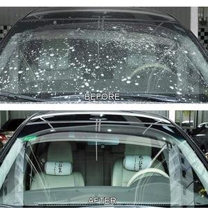 Image 2 - Nowy 50 sztuk/paczka wielofunkcyjny środek czyszczący w aerozolu zestaw bez butelki okno samochodu przednia szyba czyszczenie Dropshipping