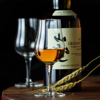 2 sztuk smak szkocka Whisky lampka do wina schludny Brandy Snifter wino Taster picia Copita czara puchar domu Bar najlepszy prezent dla taty tanie i dobre opinie CN (pochodzenie) ROUND CE UE Szkło Kieliszki do brandy Ekologiczne HKIT3302