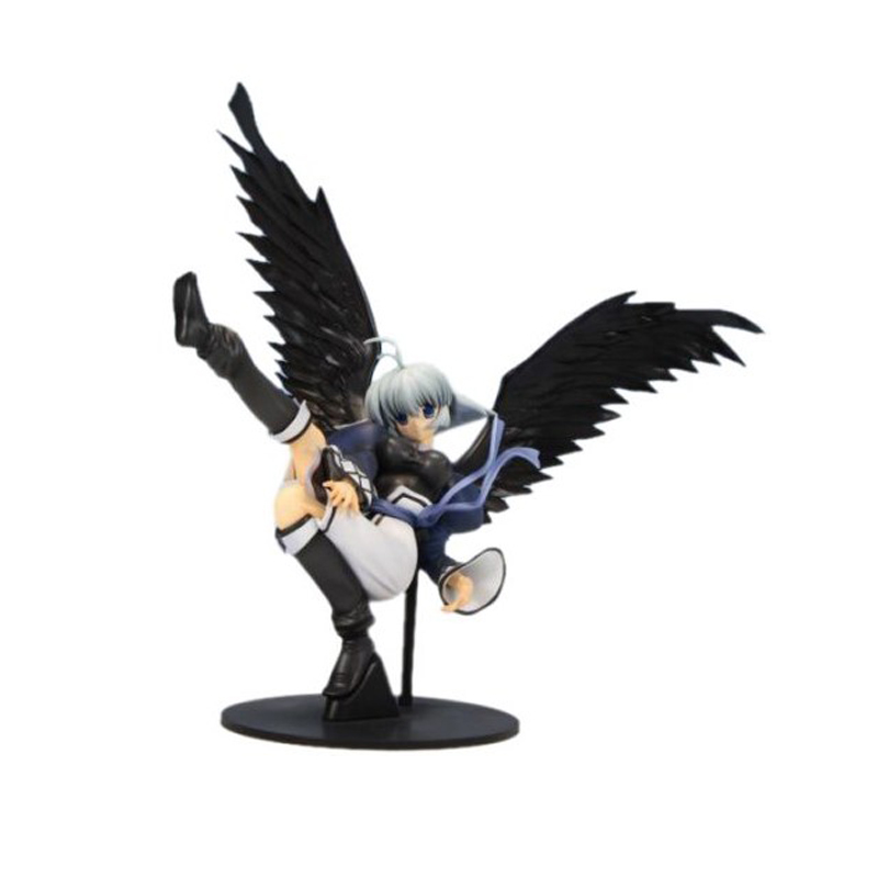 Utawarerumono Kamyu фигурка 1/8 масштаб окрашенная фигурка черное крыло Ver. Kamyu ПВХ фигурка игрушки Brinquedos T30