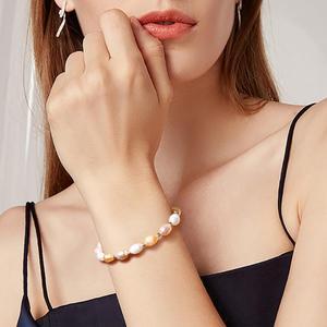 Image 5 - CoeufuedyG bransoletka perłowa moda wielokolorowy bransoletka dla kobiet prezent regulowany urok bransoletki biżuteria