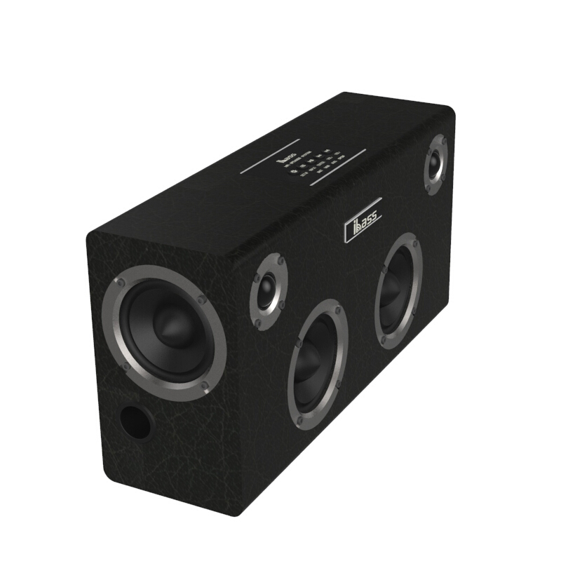 Bluetooth Speaker Car Outdoor Home Active Speakers For Phone PC TV Louderspeaker HIFI Lossless 70W Bass DSP Chip Subwoofer 4