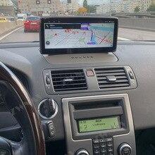 Reproductor Multimedia de coche Android 6,0 unidad principal para Volvo c30 s40 2008-2012 navegación GPS Radio WiFi Smartphone BT sin reproductor de dvd