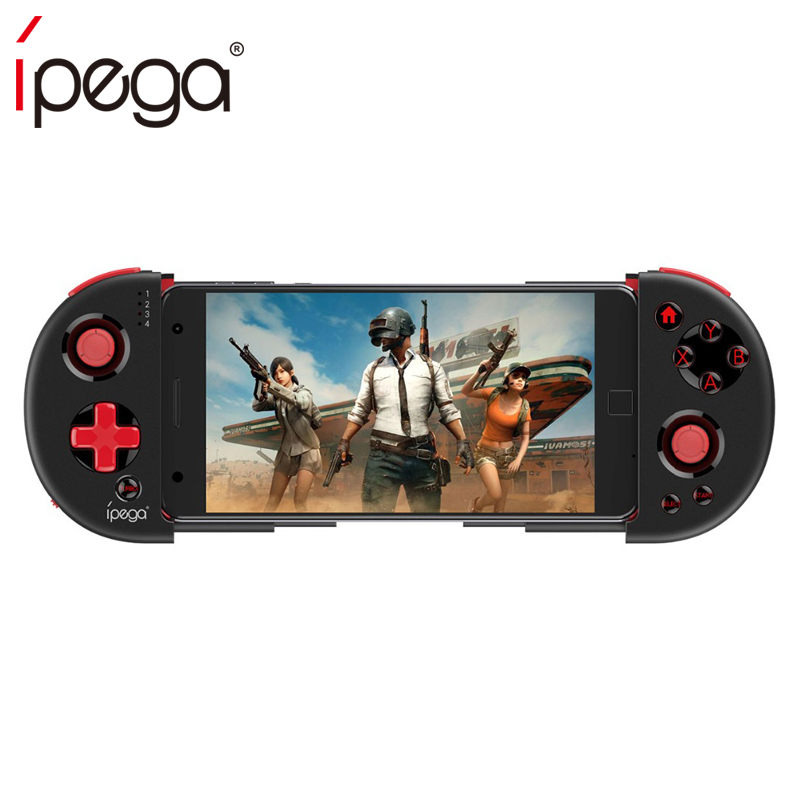 iPega PG-9087 Game Controller Telescopic Bluetooth Wireless Controller Gamepad Joystick for ios Tablet PC Android Tv Box
