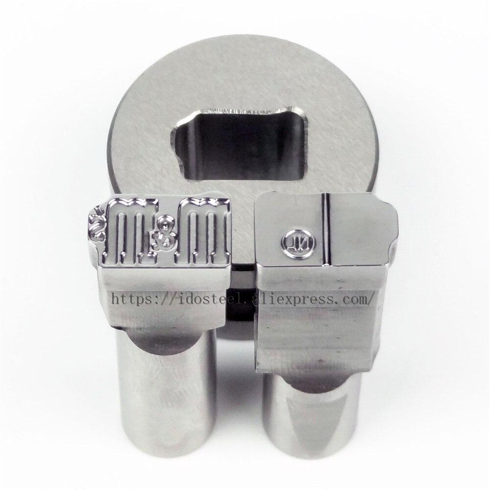 M & ms NL дизайнерская форма для планшета, 3D штамповочный пресс, штамповочный штамп для конфет, штамповочный штамп для кальция 13,12*8 мм, в наличии