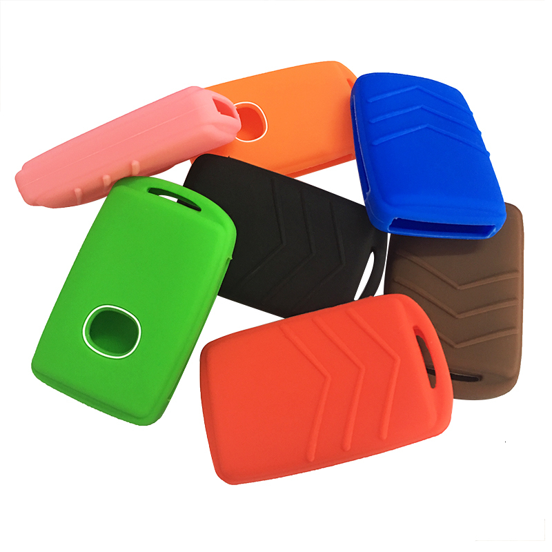 Silicone Case For Keys Cover For Mazda 3 2019 2020 Alexa 3 New Arrival Sedan Hatchback Remote Control Key Cover Cap Holder Shell