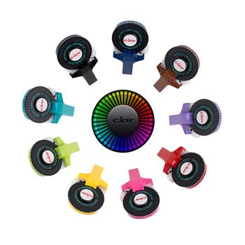 CIDY marka dla MoTex E101 drukarka Mini DIY ręcznie dla dymo 3D tłoczenie instrukcja taśma ręczna maszyna do pisania maszyna do pisania tanie i dobre opinie 110*90 Inny rodzaj Wstążki drukarki Kompatybilny Drukarka etykiet