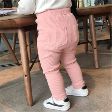 Детские леггинсы, большие штаны на подгузник, весенне-осенние штаны для маленьких мальчиков и девочек, хлопковые теплые длинные штаны, детские штаны