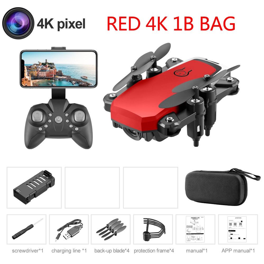 Red 4K 1B Bag