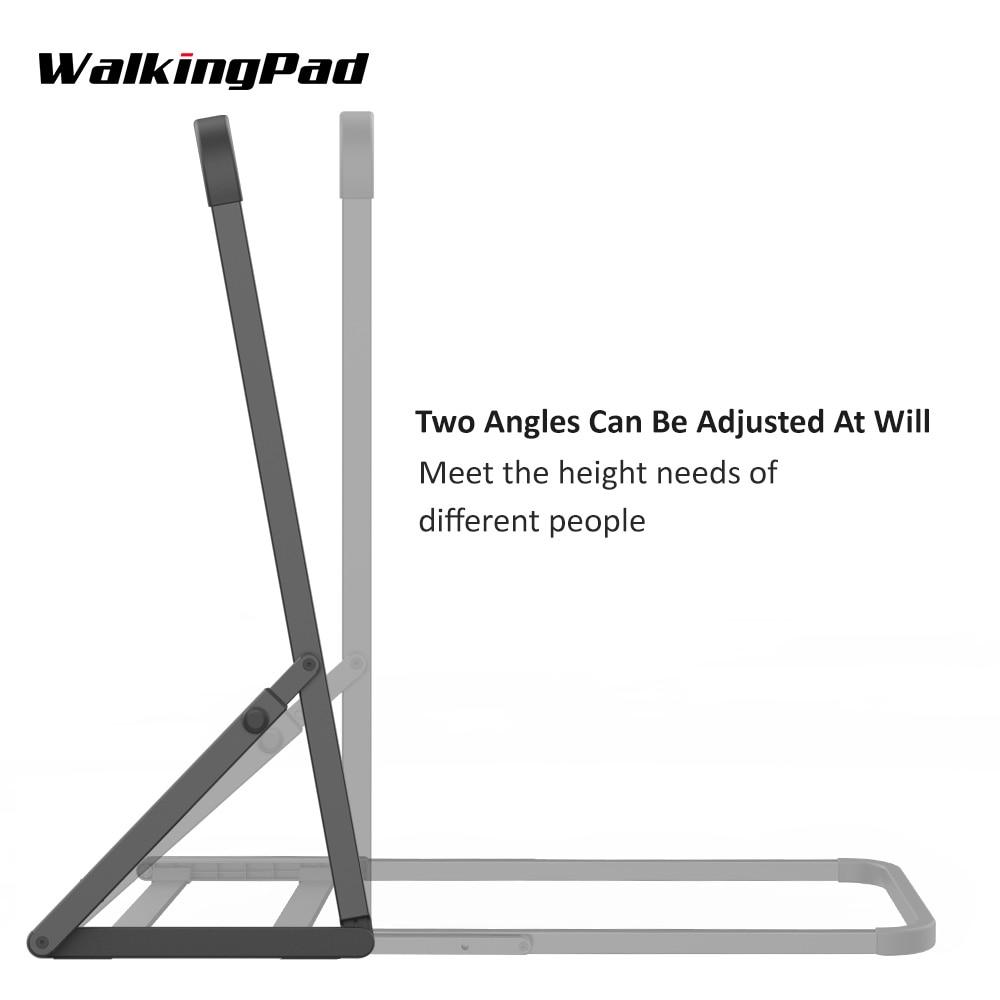 WalkingPad main courante pliable pour tapis roulant A1/A1 Pro modèle plein Support en acier fort accoudoir Durable empêcher la chute Balustrade - 6