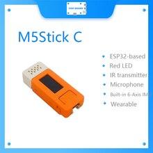 Carte de développement PICO Mini IoT M5Stick C + ENV Hat + SPK ESP32, ordinateur avec écran LCD TFT