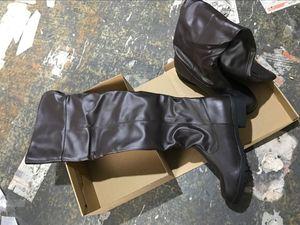 Image 4 - Shingeki No Kyojin atak na Titan Levi Cosplay mężczyźni buty dla dorosłych buty Ackerman Eren Jaeger Mikasa Halloween kostiumy dla kobiet