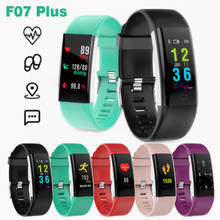 Smart band Fitness Watches Heart Rate Blood Pressure Monitor Color Touch Screen Watch Tracker IP68 Sport Men Smart Bracelet(China)