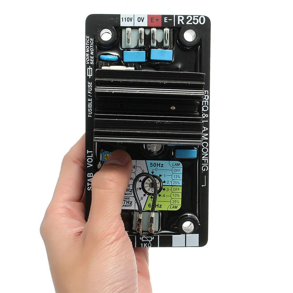 regulador de tensao universal brushless componentes para leroy somer 02
