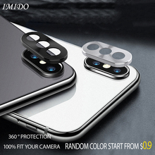 Full Cover Rear Camera Lens Protective for Xiaomi Mi 8 SE Mix 3 6X Back Metal Case Mi8