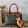 2019 новые винтажные женские сумки-мешки из натуральной кожи люксовый бренд дизайн большой вместительности женские сумки на плечо