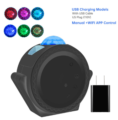 Wifi Remote Black US