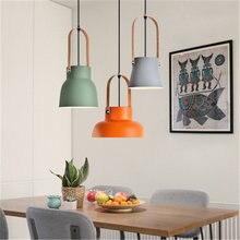 Новый европейский стиль столовая для комнаты Подвесная лампа