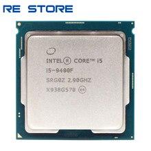 중고 인텔 코어 i5 9400F 2.9GHz 6 코어 6 스레드 65W 9M SRF6M/SRG0Z 프로세서 LGA 1151 흩어져있는 조각 cpu