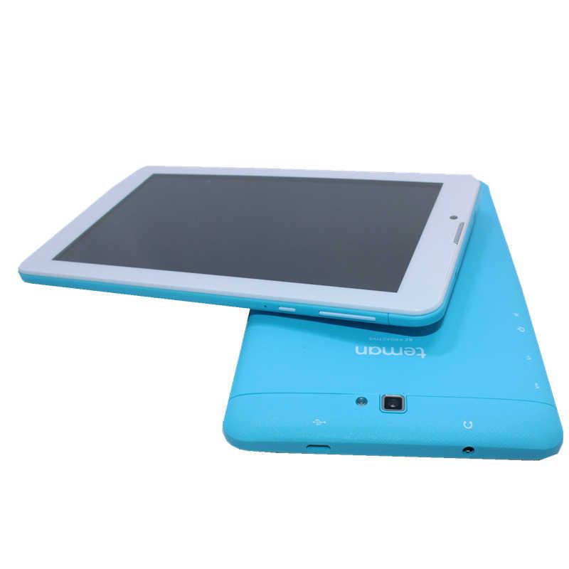 7 Inch Telefoontje Andriod 6.0 MTK8735 Quad Core 1G + 8G Hd Ips Sreen 1024*600 pxs Met Oortelefoon