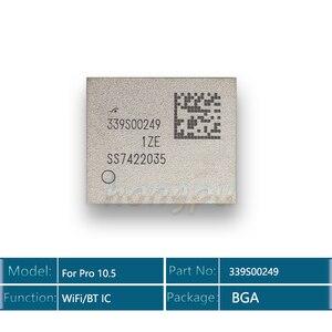 Image 1 - 2 ピース/ロット 339S00249 無線 lan モジュール ic ipad pro 10.5 Wi Fi/Bluetooth モジュール IC チップ