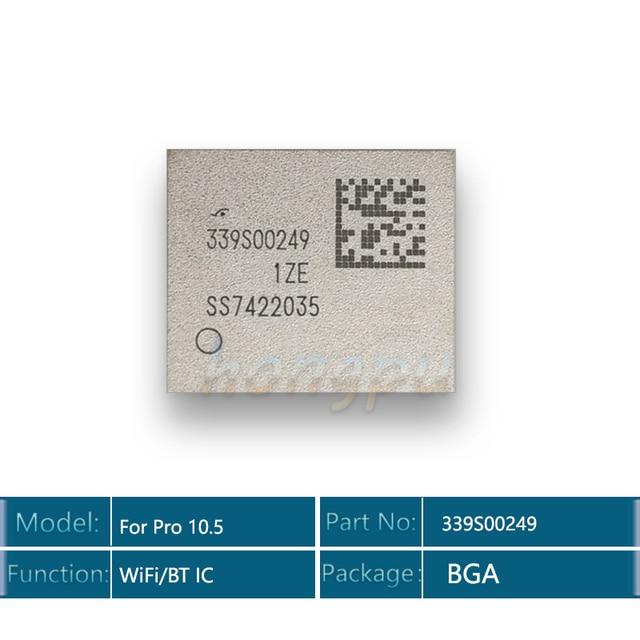 2 ピース/ロット 339S00249 無線 lan モジュール ic ipad pro 10.5 Wi Fi/Bluetooth モジュール IC チップ