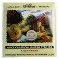 Новинка Струны для классической гитары Alice A106 прозрачная нейлоновая струна