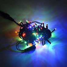 10m 100LEDs garland light string wedding decoration festival party lights christmas tree outdoor