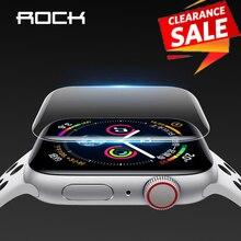 2 apple腕時計iwatch用4 3 2ロックヒドロゲルフル保護フィルムapple腕時計の38ミリメートル40ミリメートル42ミリメートル44ミリメートル