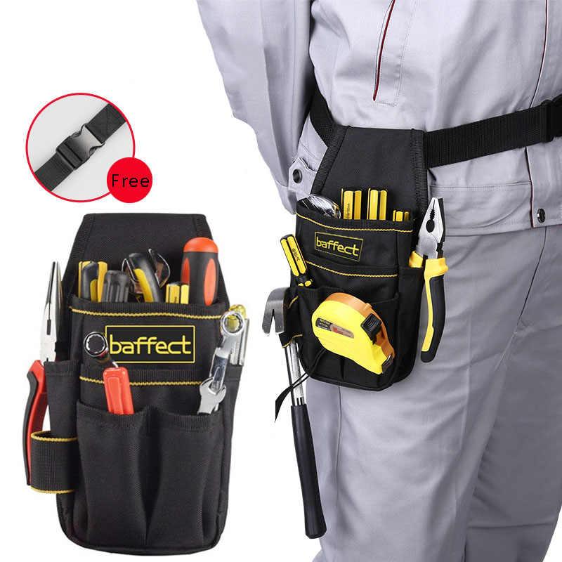 Elektriker Taille Tasche Riemen Gürtel Werkzeug Halter Schraubenzieher Zubehör