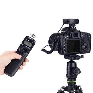 Image 5 - Viltrox JY 710 Camera Không Dây Hẹn Giờ Màn Trập Phát Hành Điều Khiển Cho Máy Canon 5DIII 6D2 Nikon D810 Panasonic GH5 G10 Sony a9 A7M